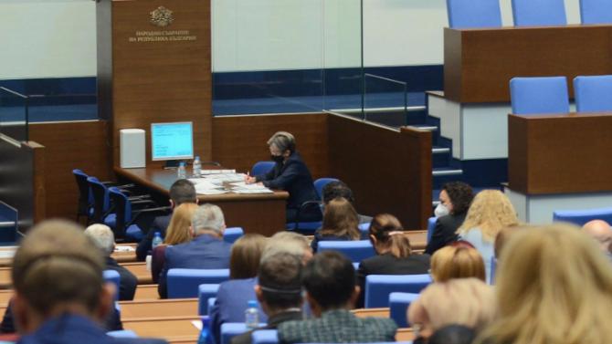 Парламентът гласува правна възможност за отлагане на преброяването на населението