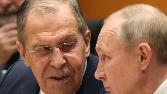 Лавров: Отношенията между Дамаск и Москва трябва да останат стратегически