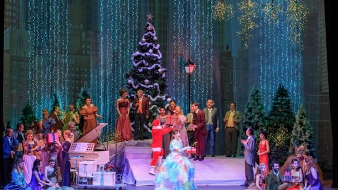 Музикалният театър обявява три дати за традиционния си Коледно-новогодишен концерт-спектакъл
