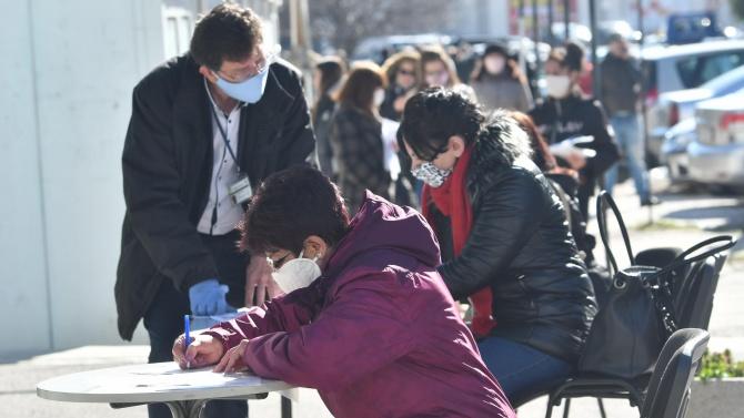 В област Търговище 3462-ма души през ноември са запазили работата