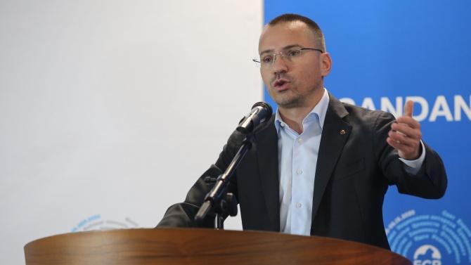Джамбазки организира дискусия за новите глобални заплахи