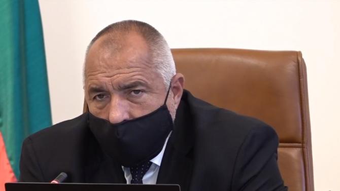 Бойко Борисов се прости с Касабов: Светла му памет!