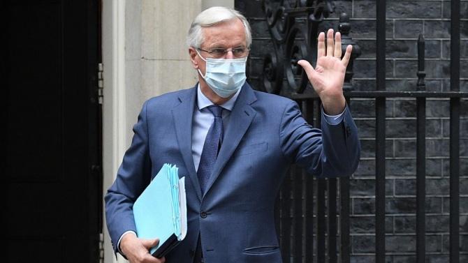 Барние: Не знам какъв ще бъде изходът от преговорите с Лондон