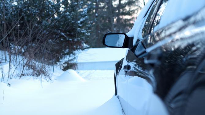 18-годишен замръзна в колата си, подлъган от Google Maps