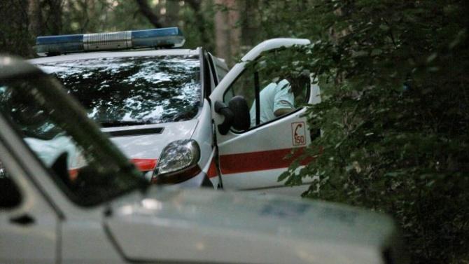 Двама младежи загинаха при тежка катастрофа в Пловдивско