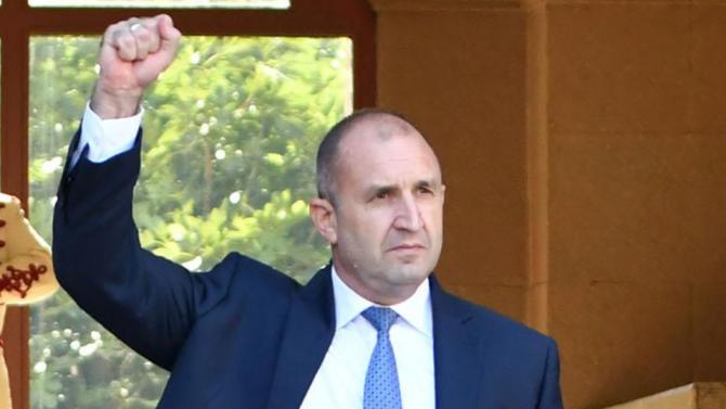 Румен Радев: Аз обединявам българите срещу статуквото