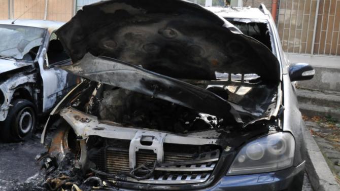 Колата на извършителите на инкасо обира в Перник е с фалшиви номера