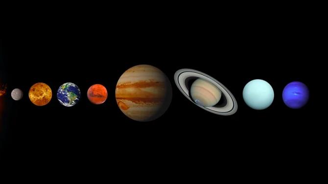 Юпитер и Сатурн се доближават на небето