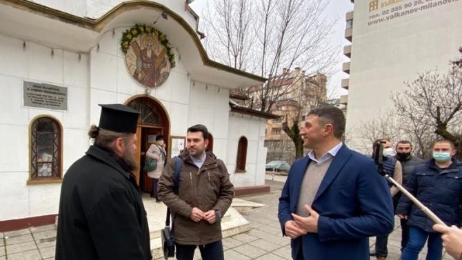 Георг Георгиев: Правителството даде 32 млн. лв. за православните храмове