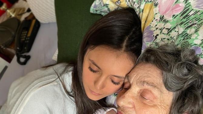 Бабата на Нина Добрев в София почина