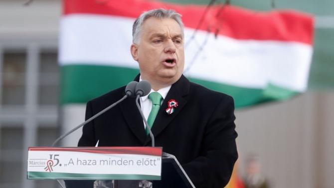 Шест унгарски партии се обединяват срещу Орбан