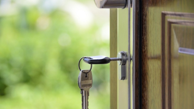 Отчитат спад в наемите на имоти