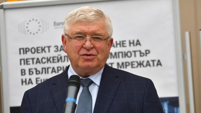 Кирил Ананиев: Суперкомпютърът ще превърне България в дигитатен хъб на Европа