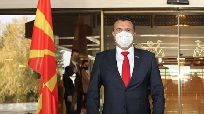 Заев отговори на Каракачанов: Ние сме били македонци и сме се чувствали македонци от векове