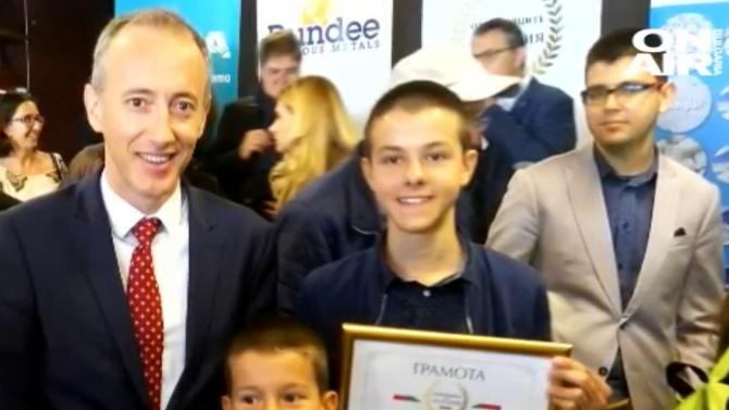 15-годишен върви по стъпките на Бил Гейтс