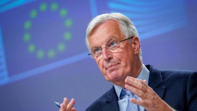 Барние: ЕС прави последно усилиеда постигне споразумение за Брекзит