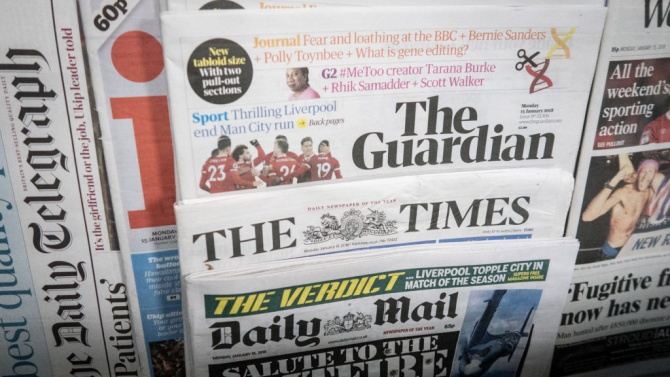 Западни медии коментират Брекзит и пандемията
