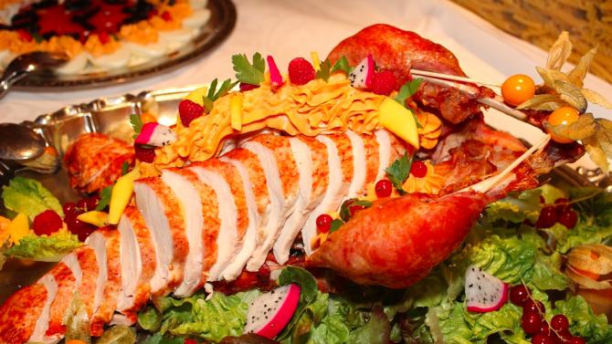 Как да се храним, за да се чувстваме добре по време по празниците