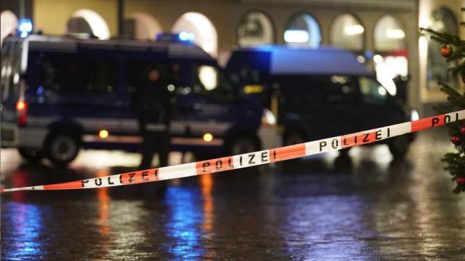 Германската полиция разтури нелегално фирмено коледно парти
