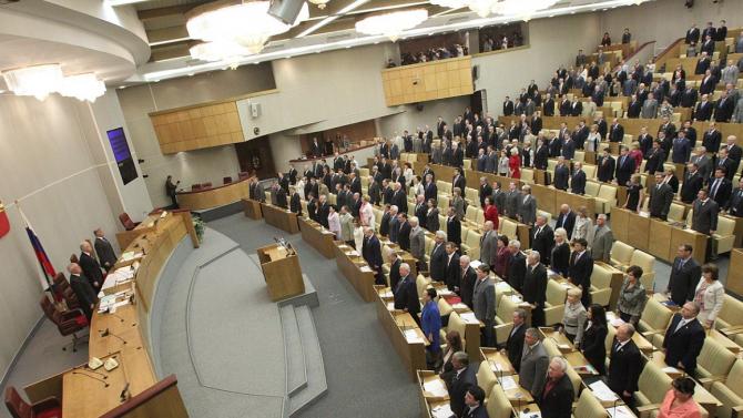 Държавната дума прие поправките, разрешаващи на Владимир Путин да се кандидатира за още два мандата