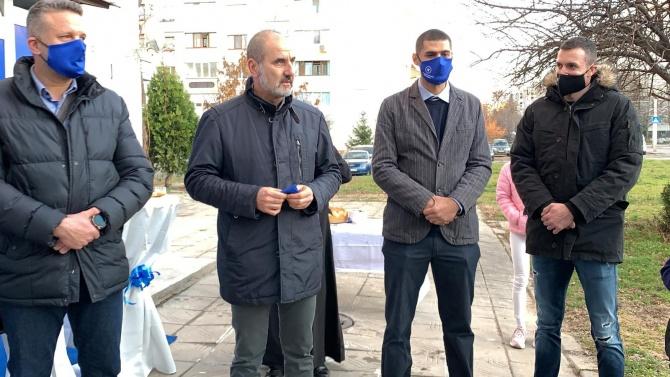 Републиканци за България откри първия си офис в София
