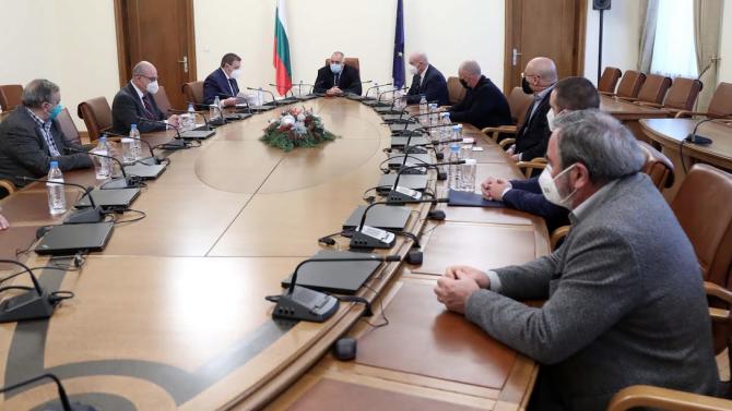 Борисов щастлив: Мерките дават резултат! Вече няма области в червената зона, нараства и броят на излекуваните