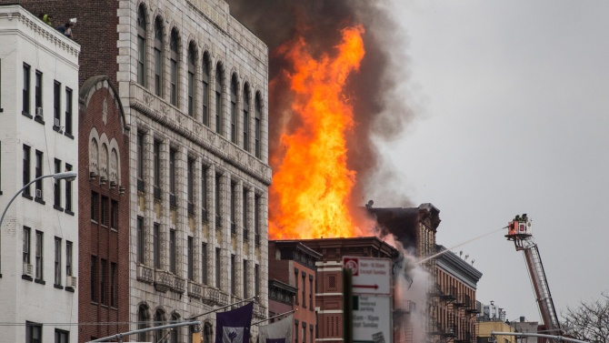 Взрив избухна в американския град Нашвил