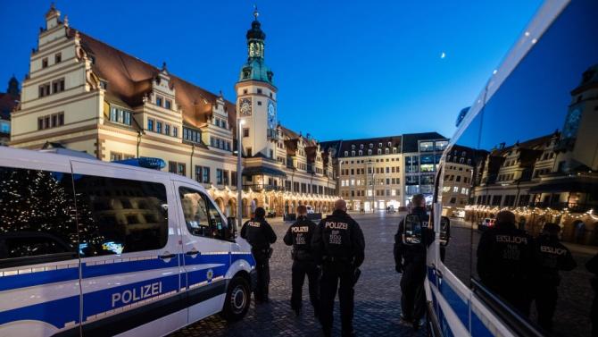 Стрелба в Берлин! Четирима са ранени
