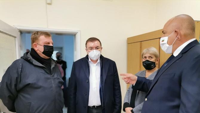 Бойко Борисов: В един момент другите в ЕС ще питат кой е ваксиниран и кой – не