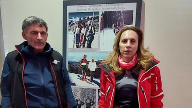 Марияна Николова обсъди актуални теми за зимния туризъм с Петър Попангелов