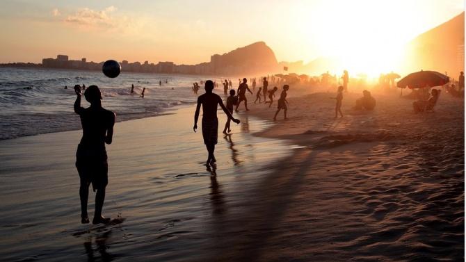 Рио де Жанейро затваря плажовете за Нова година
