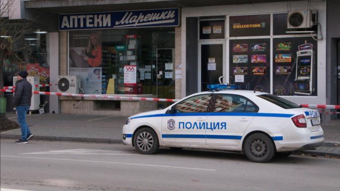 Сигнал за бомба затвори два обекта на Веселин Марешки в Силистра