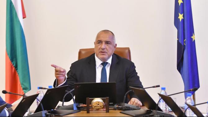 Борисов благодарен на лекарите: Нека тази болна година да я изпратим с повече оптимизъм