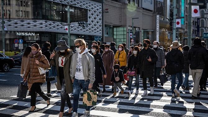 Япония съобщи днес за рекордните 4518 нови заразявания с коронавирус
