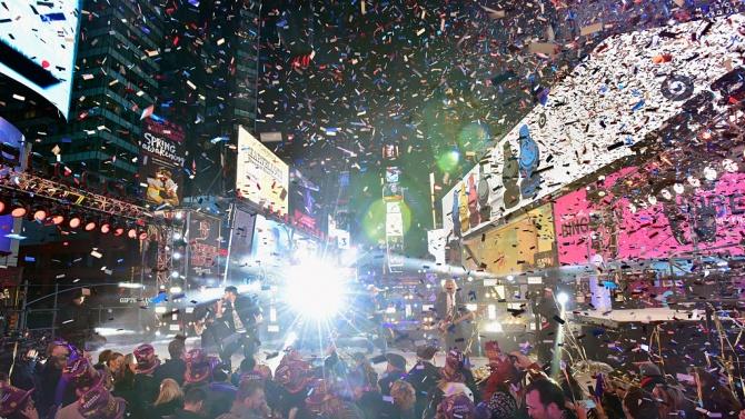 На Таймс скуеър в Ню Йорк тази година няма да има новогодишно парти