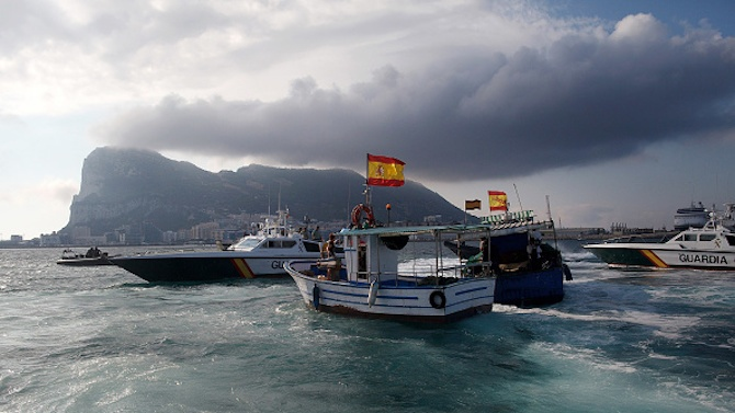 Испания и Великобритания постигнаха принципно споразумение за Гибралтар