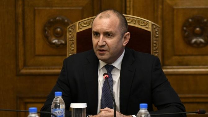 Българи се обединяват за бойкот на речта на президента Румен Радев