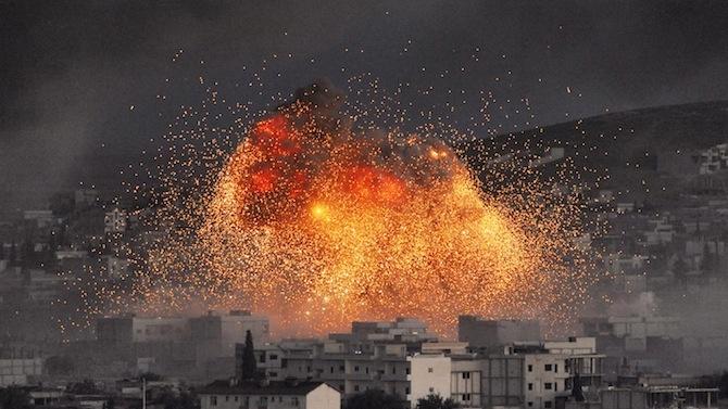 """""""Ислямска държава"""" пое отговорност за вчерашното нападение срещу автобус в Сирия"""