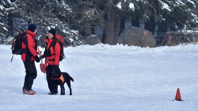 Турист пострада в района на Близнаците в Рила планина