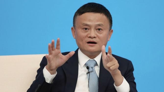 Спекулации за изчезването на китайския милиардер Джак Ма