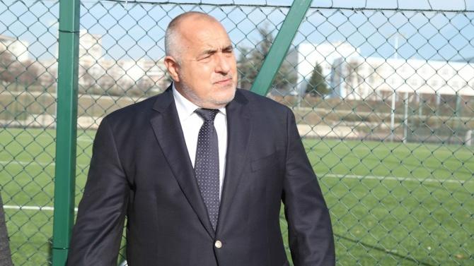 Борисов обеща 8 милиона за кайсиева градина