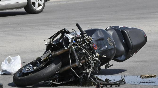 Мотоциклетист загинана пътя Айтос – Провадия