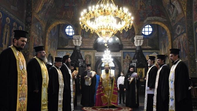 Молебен по случай 143-годишнината от освобождението на София беше отслужен