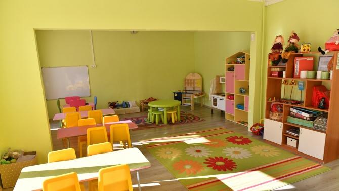 Системата за прием на деца в детските градини и яслите в Сливен вече е активна
