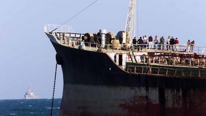 Иранските власти конфискуваха петролен танкер в Залива
