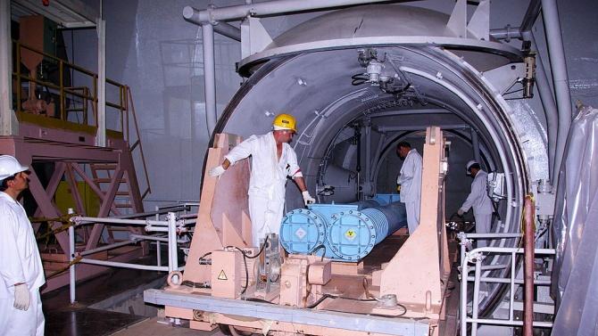 МААЕ потвърди, че Иран е започнал да произвежда по-високо обогатен уран