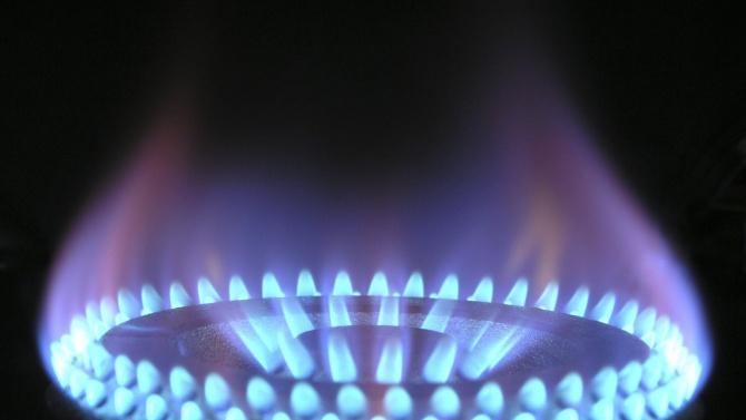 На цена от 24.77 лв. за MWh се продава природният газ с ден за доставка за днес