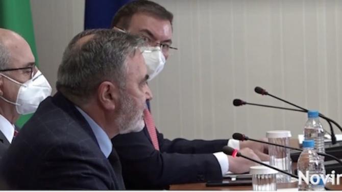 Доц. Ангел Кунчев с подробности за безопасното провеждане на изборите
