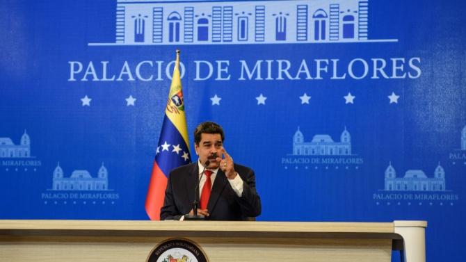 Мадуро консолидира властта си