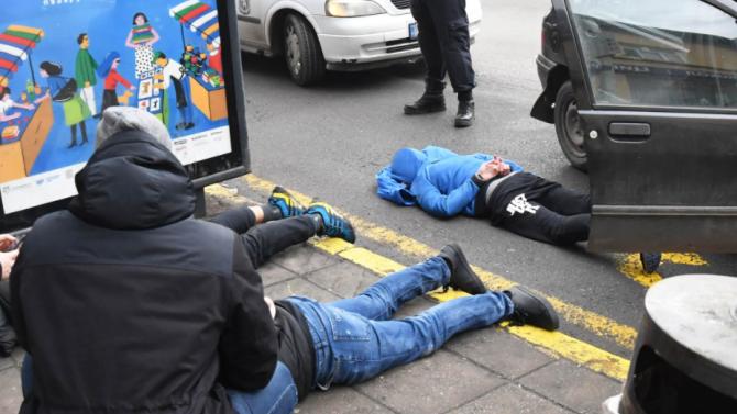 Тръшнаха двама дилъри в София и областта